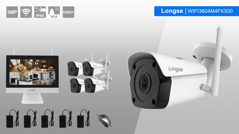 سیستم WIFI3604M4FK500